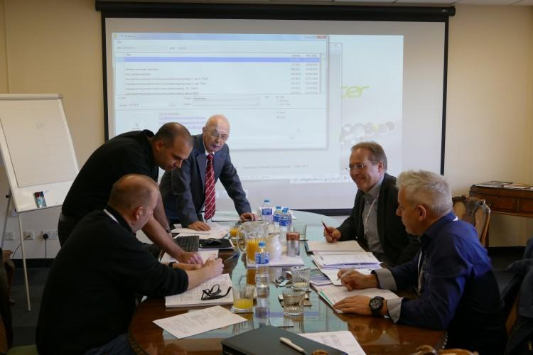 ATEX – WITT European Quarterly Meeting