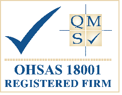 OHSAS 18001 Awarded