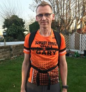 WITT UK Group Sponsors Inspirational Man to run the London Marathon
